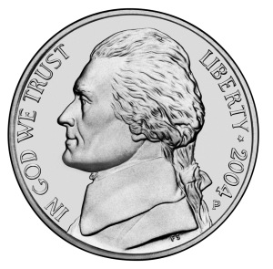 Jefferson-Nickel-Unc-Obv